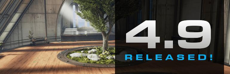 Unreal Engine 4.9 met l'accent sur le mobile