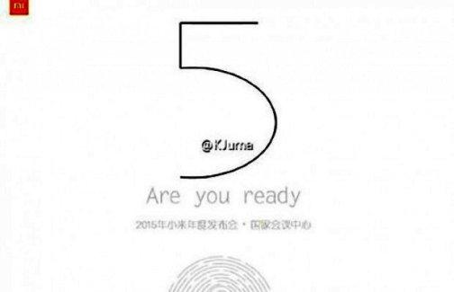 Xiaomi Mi 5 : une fuite suggère un capteur d'empreintes