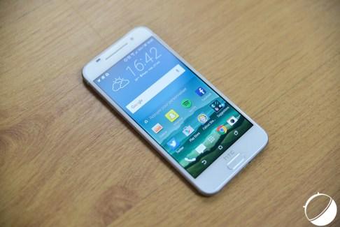 HTC One A9 : le patch de novembre en cours de déploiement