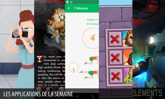 Les apps de la semaine : Dead Effect 2, Devious Dungeon 2...