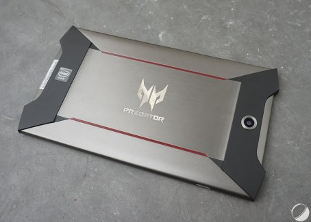 Test de la Acer Predator8 : la puissance sans l'endurance