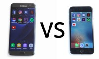 Apple iPhone 7 vs Samsung Galaxy S7 Edge : notre test de performances
