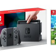 🔥 Bon Plan : La Nintendo Switch + Zelda Breath of the Wild à 359,99€ chez Amazon