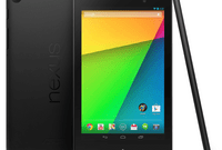 La nouvelle tablette Nexus 7 disponible en France
