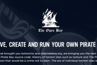 Le retour de The Pirate Bay le 1er janvier 2015 ?
