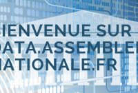 L'Assemblée nationale se met à l'Open Data