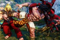 Street Fighter V : le jeu de Capcom sera compatible SteamOS