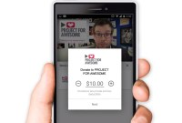 En attendant le e-commerce, YouTube facilite les dons aux associations