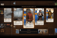 The Witcher 3 : le jeu de cartes Gwent bientôt en stand-alone ?