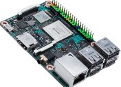 Asus veut concurrencer le Raspberry Pi avec son Tinkerboard