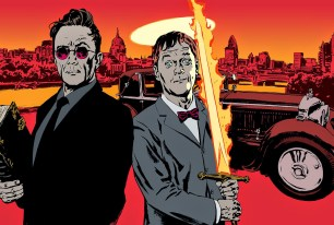 Amazon s'offre David Tennant et Michael Sheen pour l'adaptation de Good Omens