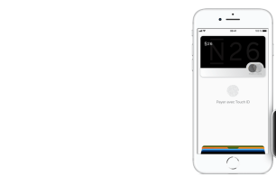 La banque mobile N26 est désormais compatible Apple Pay en France