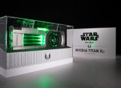 Nvidia sort des Titan Xp... Star Wars...