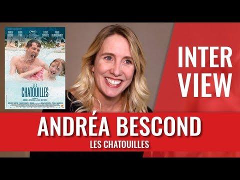 ANDRÉA BESCOND : LES CHATOUILLES, L'HISTOIRE DE SON TRAUMATISME