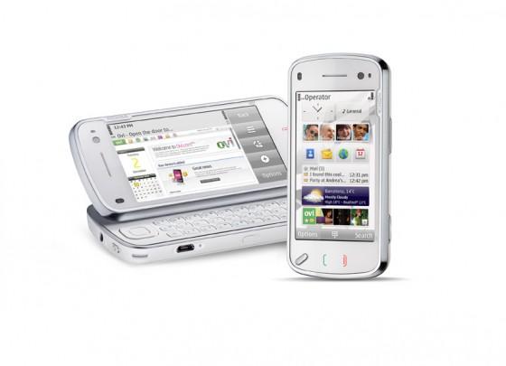 N97, le réveil du dinosaure Symbian