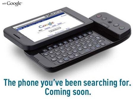 Le HTC Dream / G1 bientôt en Australie et à Singapour