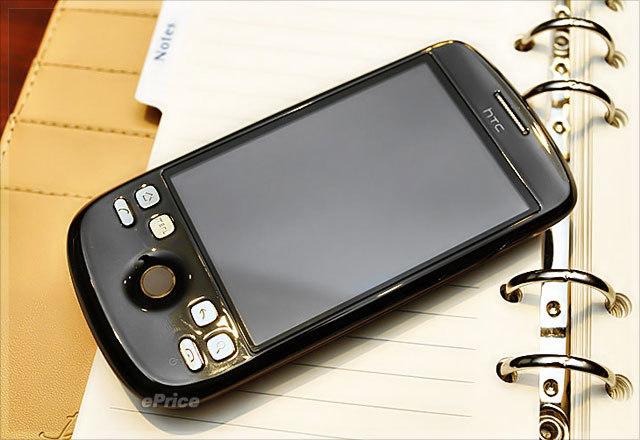 HTC Magic en noir
