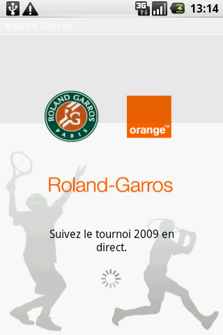 Roland Garros sur Android !