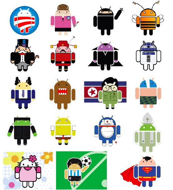 La famille d'Android s'agrandit !
