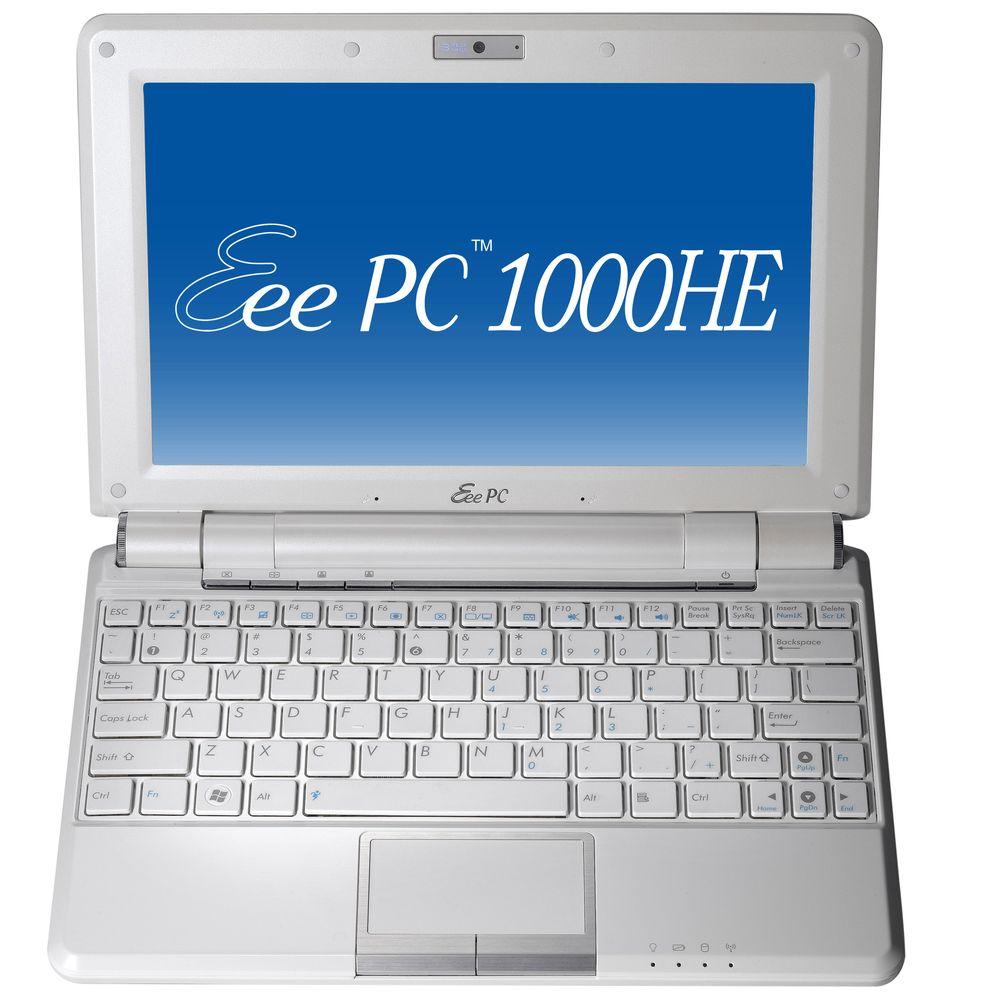 Asus Eee PC 1000HE sous Android avec écran tactile !
