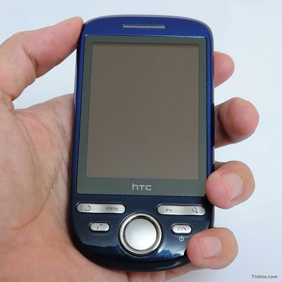 HTC Click sous Android Donut : photos et vidéos !