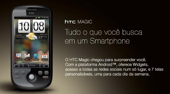 HTC Magic avec Sense