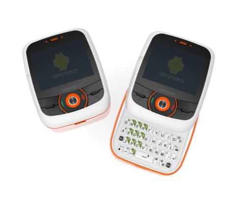 CommTiva commercialiserait 5 téléphones Android