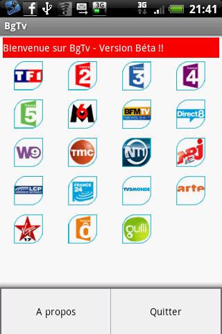 Exclusivité ! Une application TV sous Android chez Bouygues Télécom