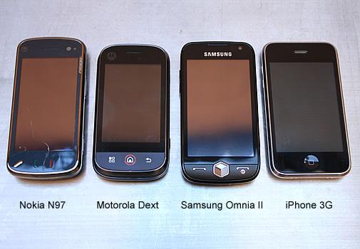 Test du Motorola Dext chez Presse-Citron