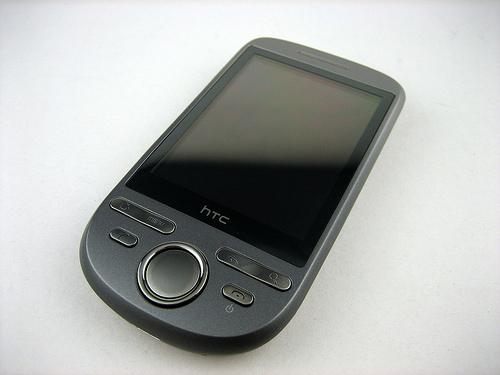 Test du HTC Tattoo