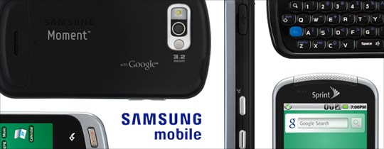 Samsung Moment : le prochain smartphone Android «with Google»