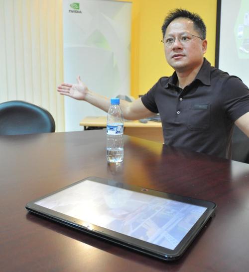 Une mystérieuse tablette NVIDIA qui pourrait être sous Android