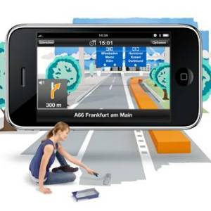 Navigon disponible sur Android