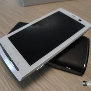 Nouvelles photos du Xperia X10 et premières impressions en vidéo