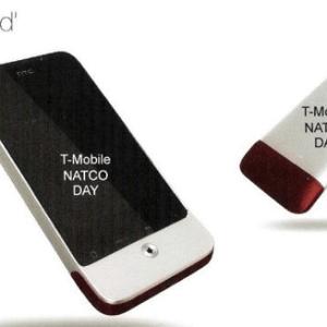 Fuite du catalogue 2010 de HTC pour Android