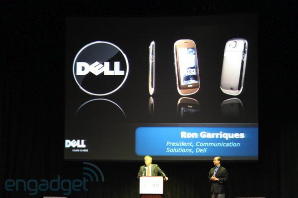 CES 2010 : Dell présente enfin son Mini 3 sous Android