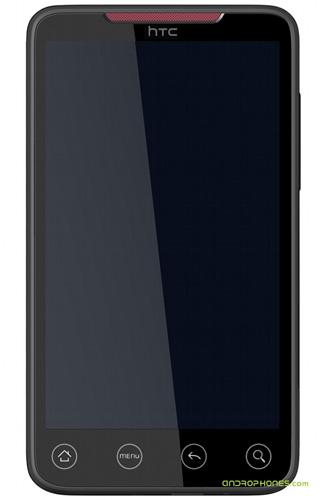 Une possible image du HTC Supersonic sous Android