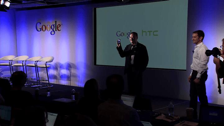 Nexus One : Google lance le premier superphone !
