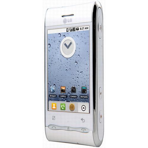 WMC 2010 : Plus de détails sur le LG GT540