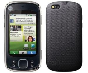 Motorola Quench bientôt disponible en Europe