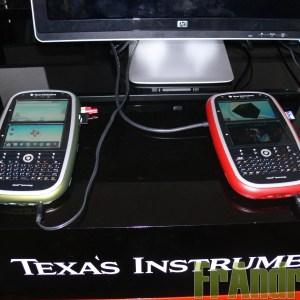 MWC 2010 : Texas Instrument propose Android sur des écrans simultanés