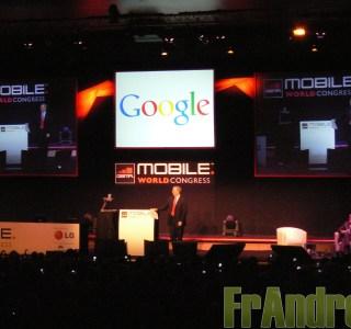 MWC 2010 : Eric Schmidt et les 3C