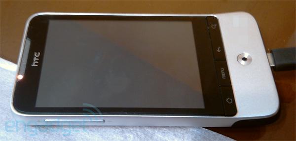 Le HTC Legend ne serait pas si légendaire…