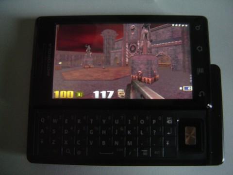 Quake 3 sur Android