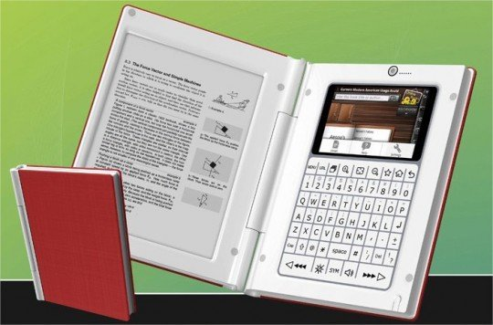 1Cross MID Hybrid, un eBook sous Android