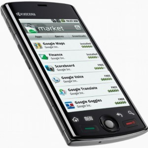 Kyocera Zio M6000 sous Android !