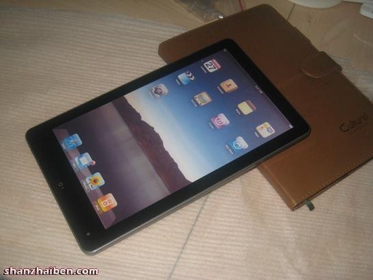 Un clone de l'iPad sous Android à 150 dollars
