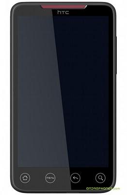 Le HTC supersonic chez sprint ?