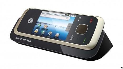 On nous reparle du téléphone fixe Motorola HS1001 sous Android