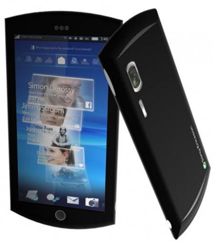 Sony Ericsson préparerait un nouvel androphone